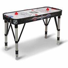 """NEW NHL 54"""" Adjust and Store Hover Hockey Table Indoor Toy Game LED Scoring"""