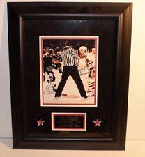 Wayne Gretzky Denis Savard HOF 2000 Autographed Signed Framed 8x10 Photo