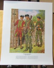 The Noncommissioned Officer Images of an Army in Action. 18 prints in set.
