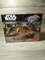 Star Wars The Force Awakens Micro Machines Millenium Falcon Playset B3533 NEW