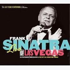 "Frank SINATRA ""Live from Las Vegas-Standard V"" CD NUOVO"