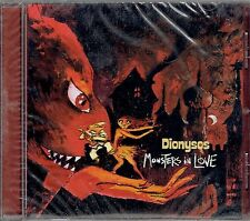 CD - DIONYSOS - Monsters in love