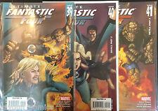 Ultimate Fantastic Four #39-41 Set Devils Parts 1-3 VF+ 1st Print Marvel Comics