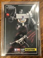 Transformers Masterpiece Takara MP-5 MP-05 MP 5 Megatron MISB MINT AFA graded 90