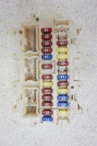 08 09 10 Infiniti EX35 Cabin Room Fuse Box Inside Fuse Box 24350-1BL0A