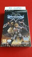 KINGDOM HEARTS BIRTH BY SLEEP EDITION SPECIALE SONY PSP NEUF SOUS BLISTER VF