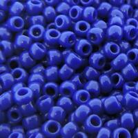 8//0 Round TOHO Japanese Glass Seed Beads #52F Opaque-Frosted Lavender 10 grams