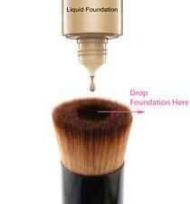 VELA perfezionare faccia Spazzola multiuso Liquid Foundation Brush Premium faccia MAK