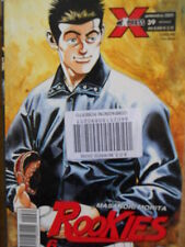ROOKIES - Masanori Morita EXPRESS n°39 (6) 2001 ed. Star Comics  [G.236]