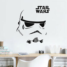 New 34*30cm Star Wars Wall Sticker Stormtrooper Vinyl Decal Decor Art Home Decor