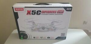 X5C Explorers 2.4G 4 Channel Remote Control Quadcopter