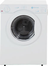 White Knight C372WV Free Standing 3kg Compact Vented Tumble Dryer - White
