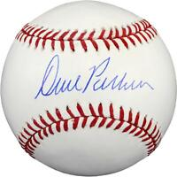 Dave Parker Pittsburgh Pirates Autographed Baseball