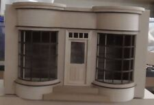 Dolls House 1/12 scale Tavistock Double Bow Fronted Shop  KIT  DHD