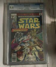 Star Wars #12 CGC 9.4 6/1978 Key! Marvel