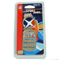 NFL Football Super Bowl XLI 41 Colts vs Bears One Game Dream Dog Tag Keychain