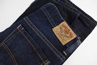 TOMMY HILFIGER DENIM WILSON F09 DARK INDIGO WORN Men's W32/~L34*  Jeans 31752-GS