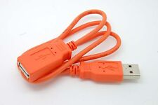 USB Data Extension Cable/Cord/Lead For Samsung Video Camera HMX-W350 RN W350TN