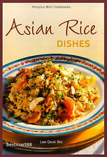 ASIAN RICE DISHES Chinese Indian Malay Sichuan etc Cooking Recipes Paperback