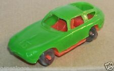 RARE IMPALA HO 1/87 MADE MEXICO ALFA ROMEO COUPE TZ 1964 vert clair fond orange
