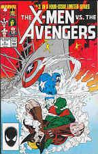 X-Men vs. Avengers # 3 (of 4) (Marc Silvestri) (Estados Unidos, 1987)
