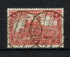 (YYAA 182) GERMANY 1902 USED 25:17 THORN Mich 78 Sc 75  Deutsches Reich