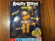 vintage Angry Birds Birds in Space Game Mattel 2012