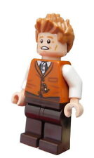 Lego Newt Scamander Minifigur Figur Legofigur Harry Potter hp165 Neu