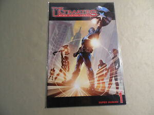Ultimates #1 (Marvel 2002) 1st Print / Free Domestic Shipping