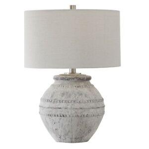 Uttermost Montsant Stone Table Lamp - 28212-1