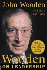 Wooden on Leadership: How to Create a Winning Organization John Wooden Hardcove