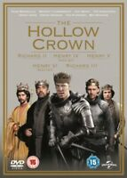 The Hollow Crown - The Wars Of The Rose - Completo Mini Serie DVD Nuovo DVD (830