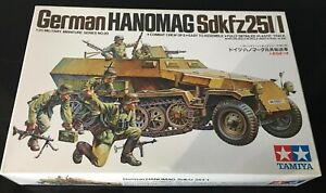 Maquette 1/35 -German HANOMAG Sdkfz251 - 3520 - Tamiya