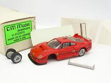 ContiModel Kit Montado Resina 1/32 - Ferrari F40 LM Corsa