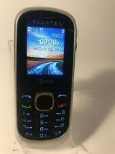 ALCATEL One Touch 510 OT510A - Black Silver (Unlocked) Mobile Phone