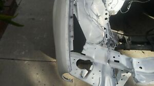 BMW E30 (1984-1991) Removable Radiator Support Brackets / Plates & Nuts / Bolts