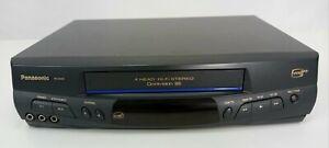 Panasonic MD-PV-8451 4 Head Hi-Fi Stereo