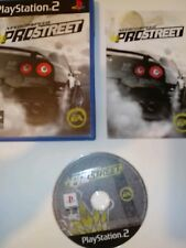 PLAYSTATION 2 PS 2 NEED FOR SPEED PROSTREET