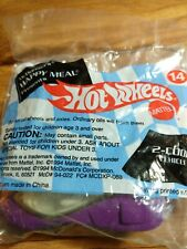 MC DONALD'S HOT WHEEL MATTEL 2-COOL VEHICLE # 14 NEW IN PACKAGE; 1994