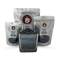 Premium Green Tea Herbal Loose Tea contains CAFFEINE