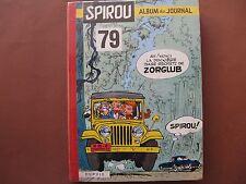 SPIROU  reliure éditeur n° 79