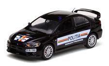 Mitsubishi Lancer Evolution X Romanian Police 1:43 Vitesse 29305