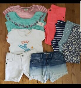 Girls clothes size 7 lots