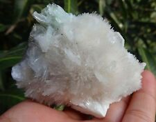 mesolite flower on apophyllite Crystals & MINERALS SPECIMEN