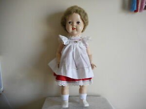 PALITOY  20 INCH  MARCHING ACTION  DOLL   (FREE POSTAGE)