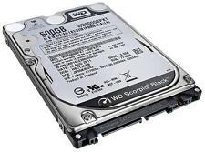 Western Digital BLACK Series Hard Drive WD5000BPKT 500GB SATA WD