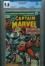 Captain Marvel 33 CGC 9.8 Origin Thanos Avengers 1st Infinity War Jim Starlin