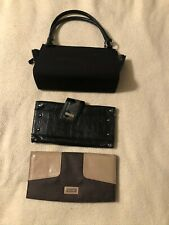 Miche Purse Base and 2 Covers (Brown and Black)
