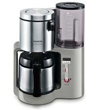 Siemens TC86505 Thermo - Kaffeemaschine 8 Tassen urban-grey
