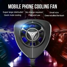 Portable Cooling Fan Gamepad Game Handle Radiator Mobile Phone Cooler Mute Fans